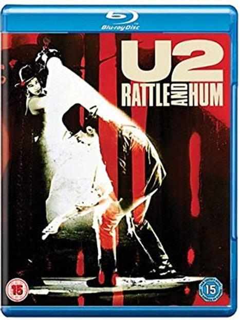U2 - RATTLE AND HUM BLU-RAY