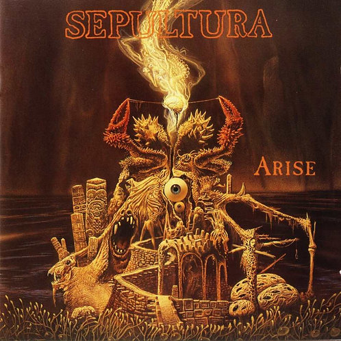 SEPULTURA - ARISE  CD