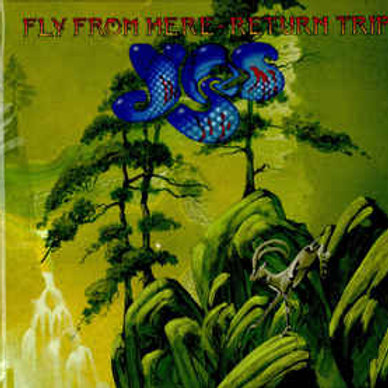 YES - FLY FROM HERE CD
