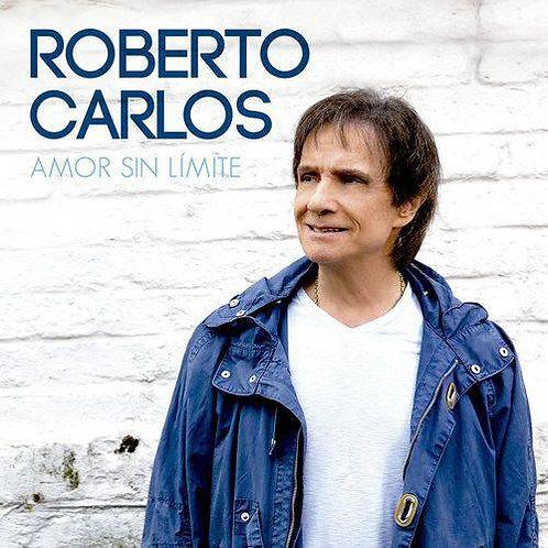ROBERTO CARLOS - AMOR SIN LÍMITE CD