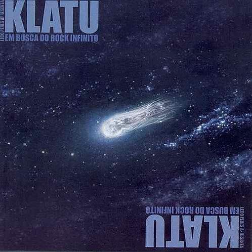 KLATU - EM BUSCA DO ROCK INFINITO CD