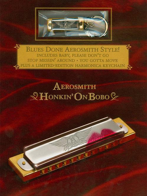 AEROSMITH - HONKIN´ON BOBO CD