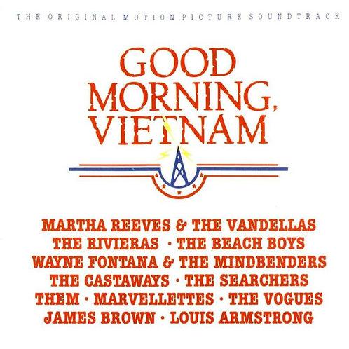 GOOD MORNING VIETNAM - THE ORIGINAL SOUNDTRACK LP