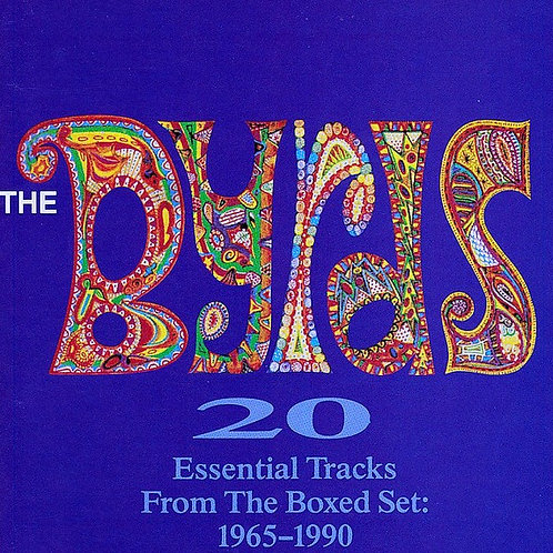 THE BYRDS - 20 ESSENTIAL TRACKS CD