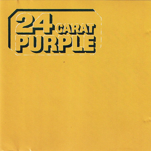 DEEP PURPLE - 24 CARAT PURPLE CD