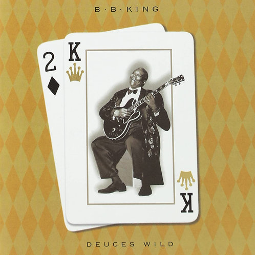 B.B.KING - DEUCES WILD CD