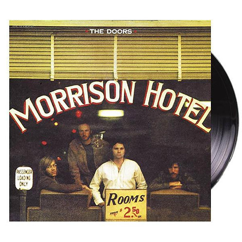 THE DOORS - MORRISON HOTEL LP