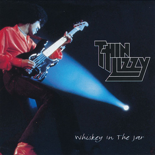 THIN LIZZY - WHISKEY IN THE JAR CD