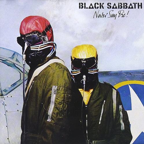 BLACK SABBATH - NEVER SAY DIE CD