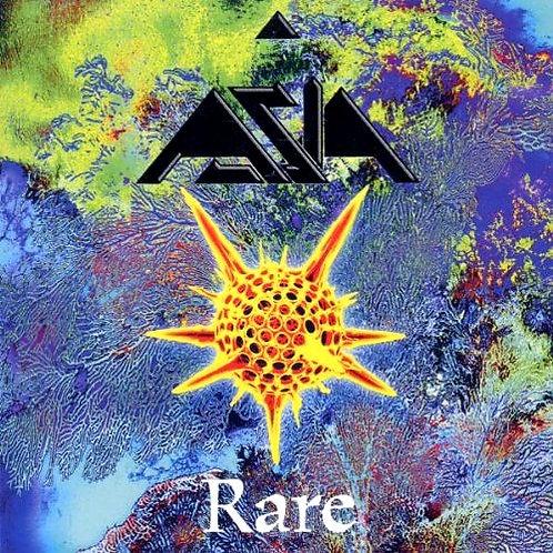 ASIA - RARE CD