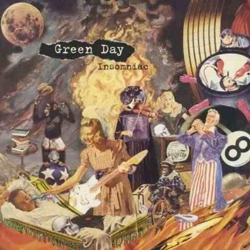 GREEN DAY - INSOMNIAC CD