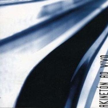 AKINETON - AO VIVO CD