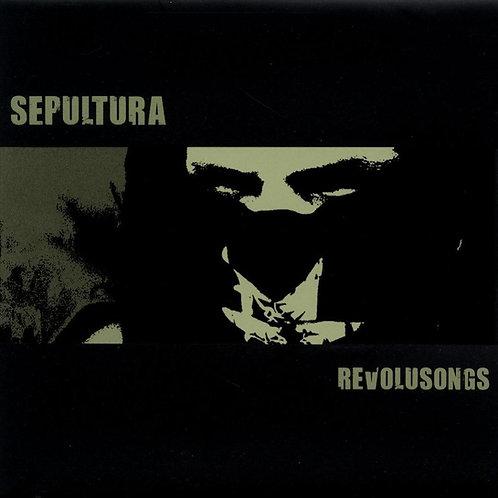 SEPULTURA - REVOLUSONGS CD