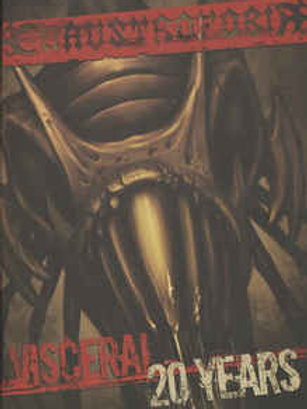 CLAUSTROFOBIA - VISCERAL 20 YEARS DVD