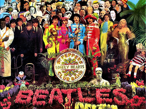 THE BEATLES - SGT.PEPPERS CLUB BAND DIGIPACK CD
