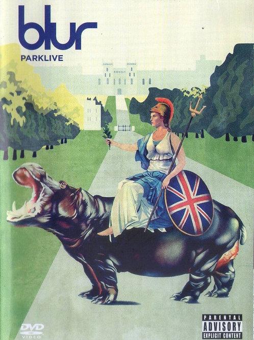 BLUR - PARKLIVE DVD