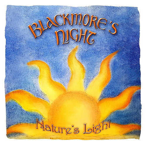 BLACKMORE´S NIGHT - NATURE´S LIGHT CD