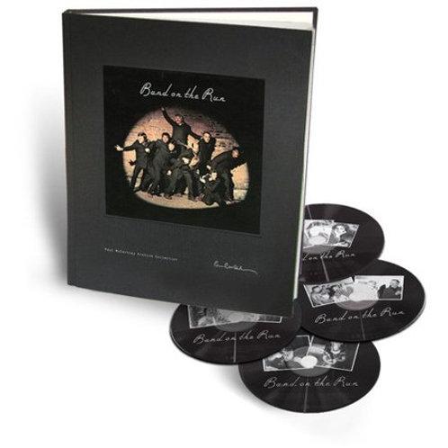 PAUL MCCARTNEY & WINGS - BAND ON THE RUN 3CD+DVD