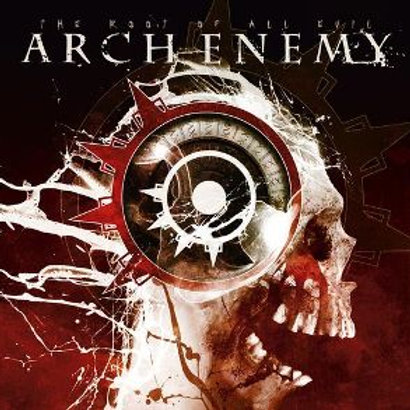 ARCH ENEMY - THE ROOT OF ALL EVIL CD