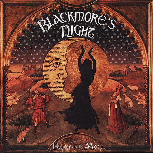 BLACKMORE´S NIGHT - DANCER OF THE MOON (DELUXE EDITION) CD+DVD