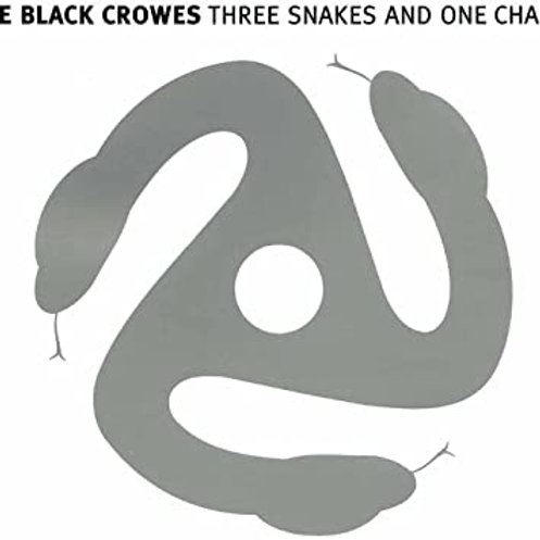 THE BLACK CROWES - THREE SNAKES AND ONE CHARM CD