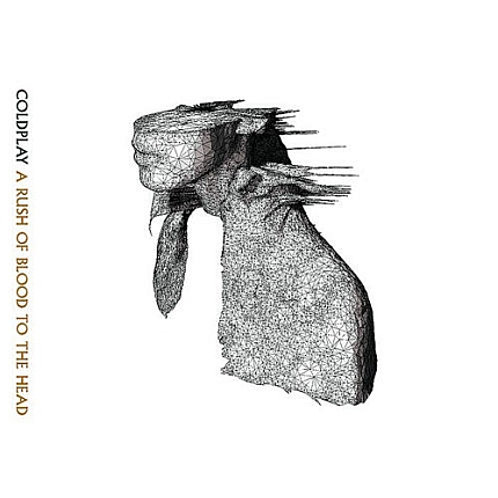 COLDPLAY - A RUSH OF BLOOD TO THE HEAD CD