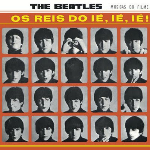 THE BEATLES - OS REIS DO IÉ IÉ IÉ LP