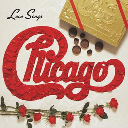 CHICAGO - LOVE SONGS CD