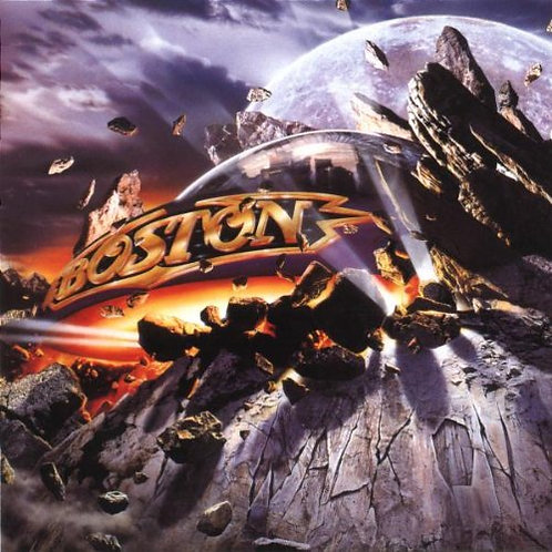 BOSTON - WALK ON CD