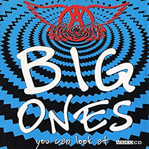 AEROSMITH - BIG ONES YOU CAN LOOK AT CD