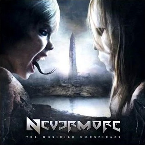 NEVERMORE - THE OBSIDIAN CONSPIRACY CD