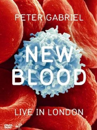 PETER GABRIEL - NEW BLOOD LIVE IN LONDON DVD