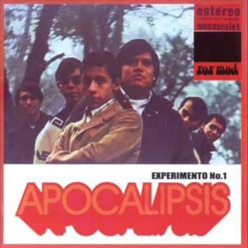 APOCOLIPSIS - EXPERIMENTO NO.1 CD