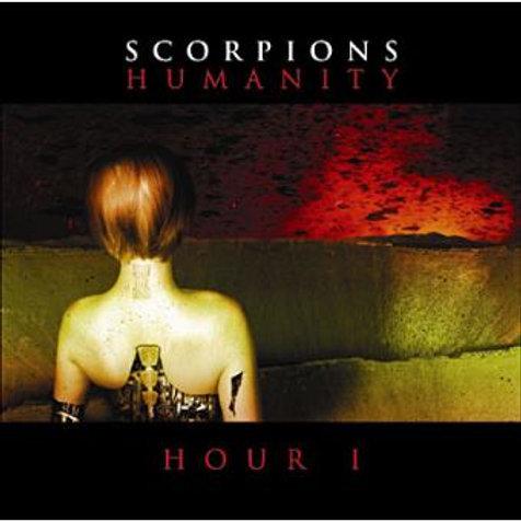 SCORPIONS - HUMANITY HOUR 1 CD