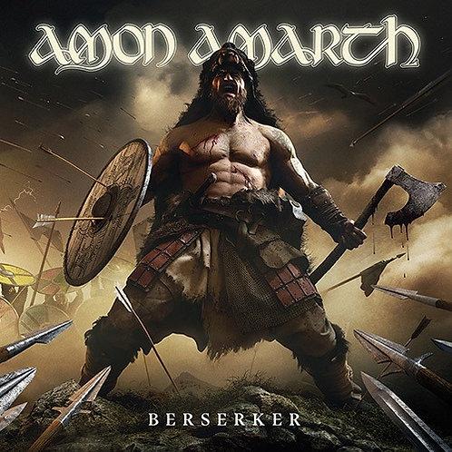 AMON AMARTH - BERSERKER CD