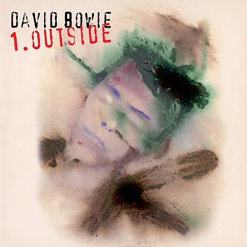 DAVID BOWIE - 1.OUTSIDE DIGIPACK CD