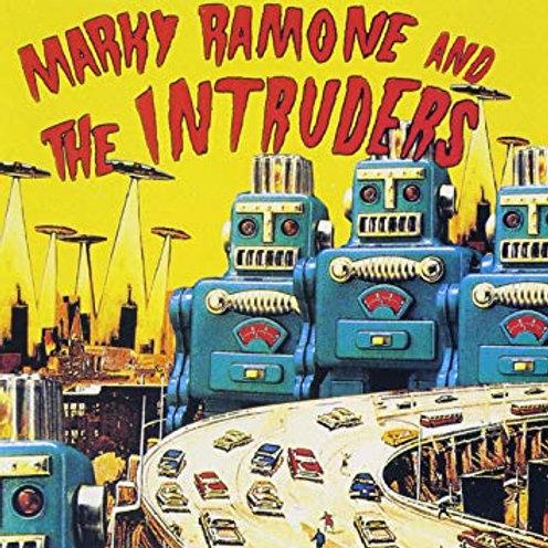 MARKY RAMONE - THE INTRUDERS CD