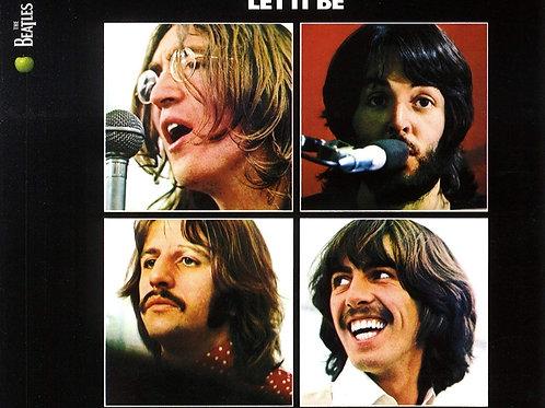 THE BEATLES - LET IT BE DIGIPACK CD