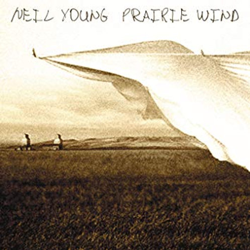 NEIL YOUNG - PRAIRIE WIND DUPLO LP