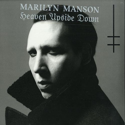 MARILYN MANSON - SEAVEN UPSIDE DOWN CD