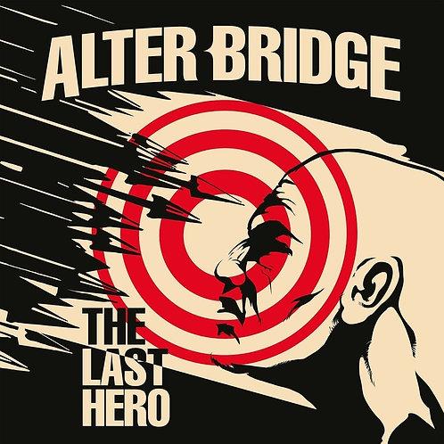 ALTER BRIDGE - THE LAST HERO CD