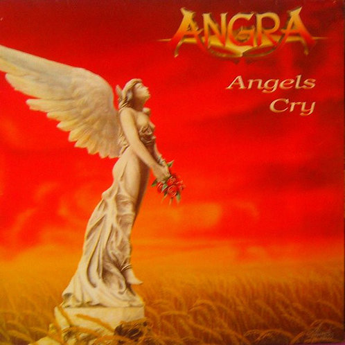 ANGRA - ANGELS CRY LP