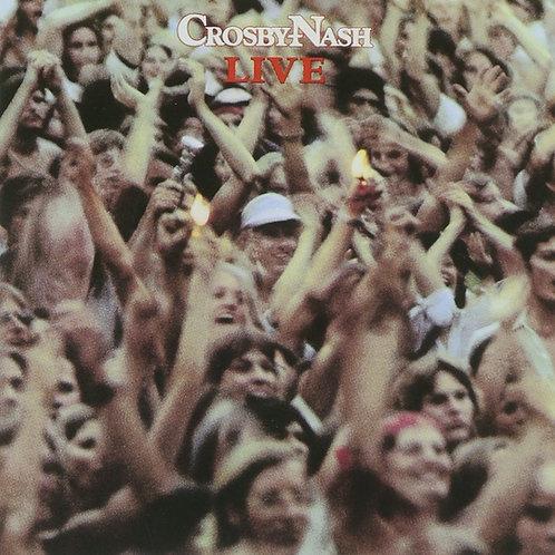 CROSBY NASH - LIVE LP