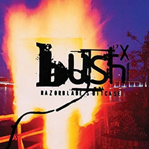 BUSH - RAZORBLADE SUITCASE CD