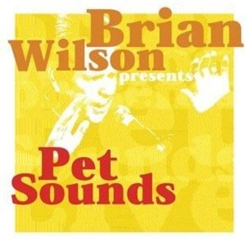 BRIAN WILSON - PET SOUNDS LIVE CD
