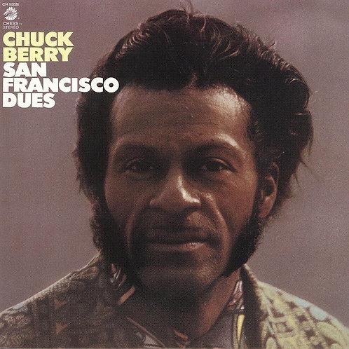 CHUCK BERRY - SAN FRANCISCO DUES LP