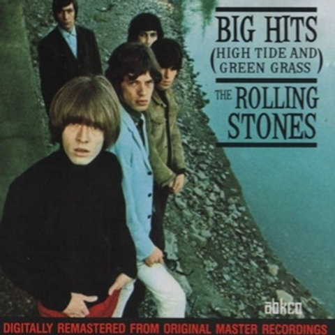 THE ROLLING STONES - BIG HITS ( HIGH TIDE AND GREEN GRASS) CD