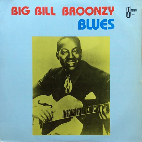 BIG BILL BROONZY - BLUES LP