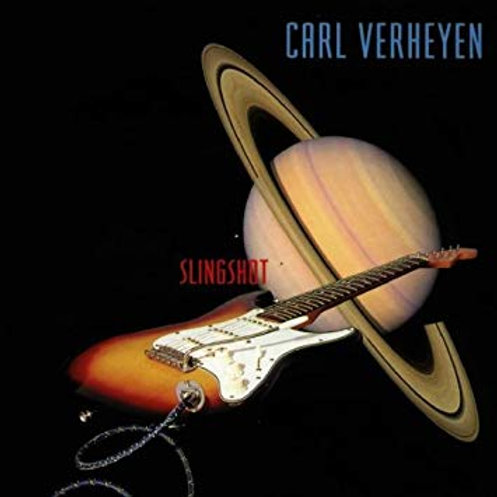 CARL VERHEYEN - SLINGSHOT CD