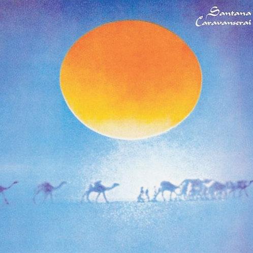 SANTANA - CARAVANSERAI LP